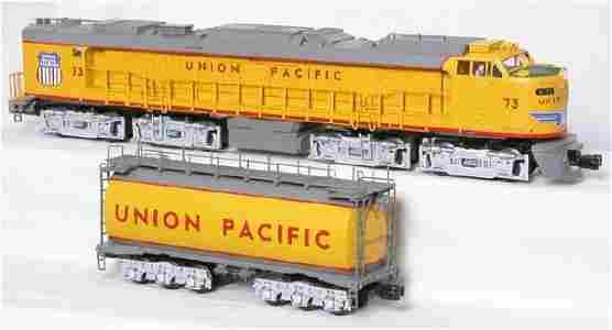 1428: Lionel 18149 Union Pacific Veranda turbine, OB.