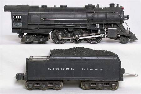 1462: Lionel 226 2-6-4 and 2226W tender