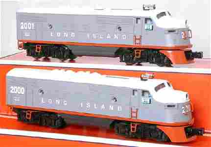 1467: Lionel 52173 NLOE Long Island F3 A-A set