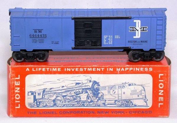 3008: Mint Lionel 6464-475 Boston and Maine in box