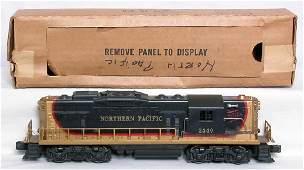 3149: Lionel 2349 Northern Pacific GP in OB