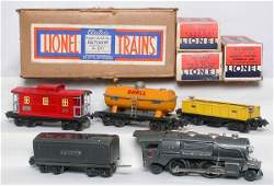 3381: Lionel prewar set R6700W with boxes