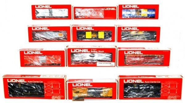 18: Lionel 9112, 9712, 9144, 9149, 9705, 9725, more