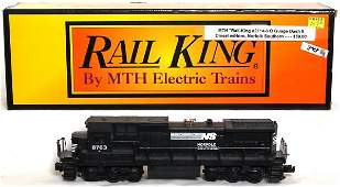 137 MTH Rail King 3021140 Norfolk Southern in OB