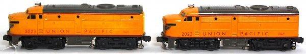 827: Lionel 2023 Union Pacific Alco AA units