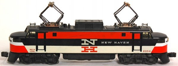 830: Lionel 2350 New Haven electric