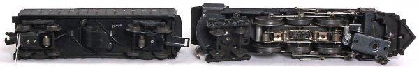 835: Lionel 2065 Hudson, 2046W tender, OB - 3
