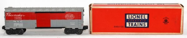 978: Lionel 6464-125 New York Central boxcar OB