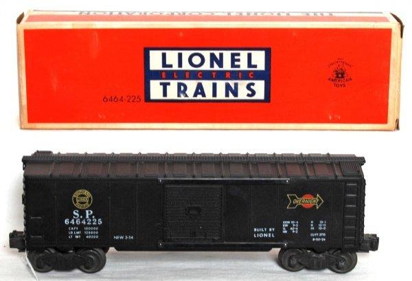 982: Lionel 6464-225 Southern Pacific boxcar, OB