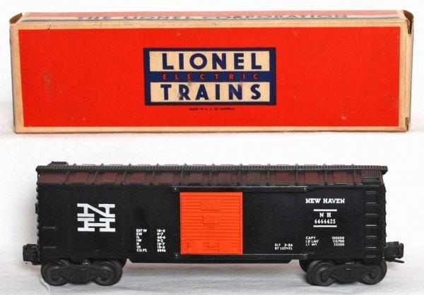 983: Lionel 6464-425 New Haven boxcar, OB