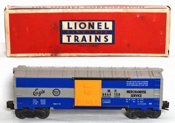 984: Unrun Lionel 6464-150 Missouri Pacific OB