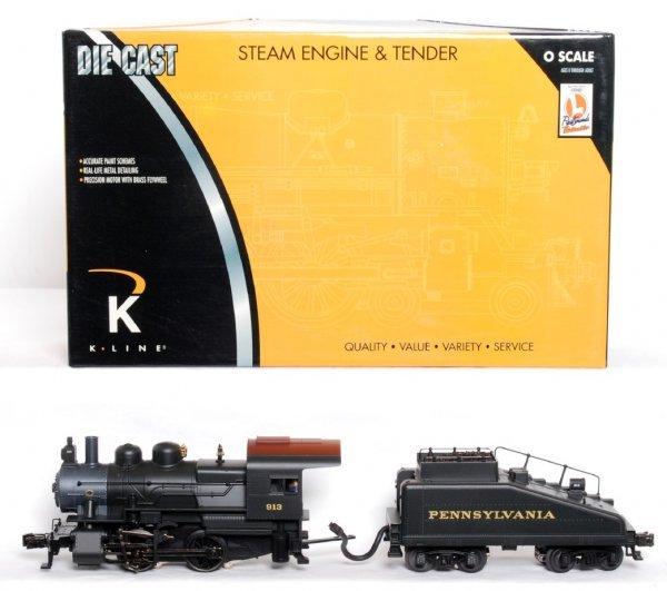 3: K-Line K-3810-0913S PRR A5 steam switcher