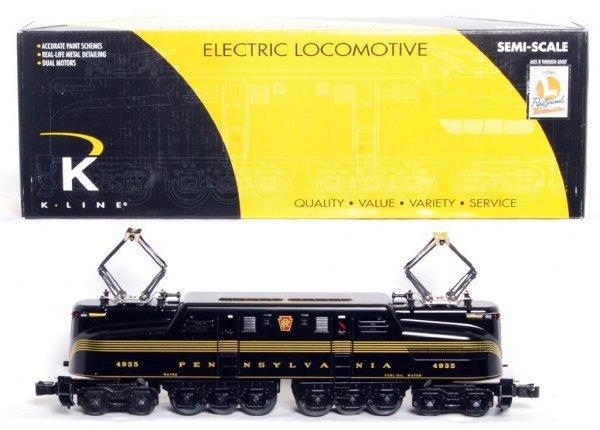 7: K-Line K2780-4935 PRR Black Jack GG-1