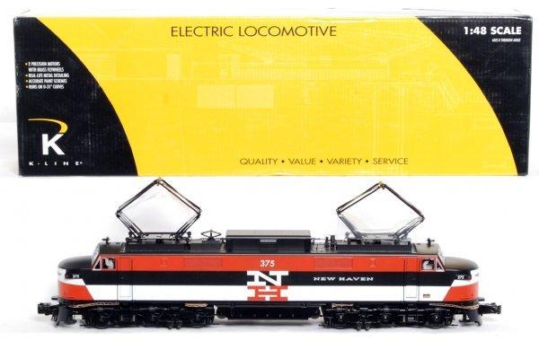 8: K-Line K2749-0375CV NH EP-5 in OB