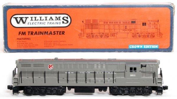 15: Williams 2311 New York Central FM Trainmaster