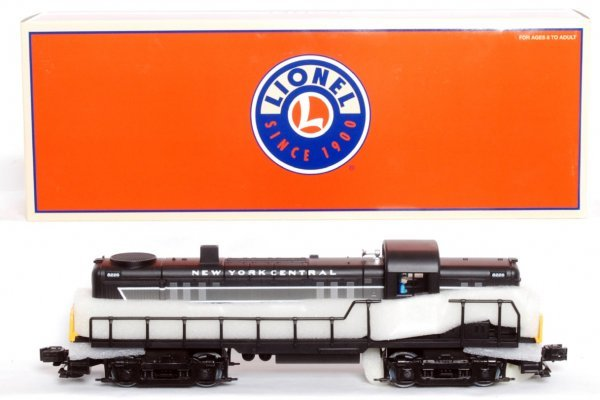 21: Lionel 28873 New York Central RS-3 in OB