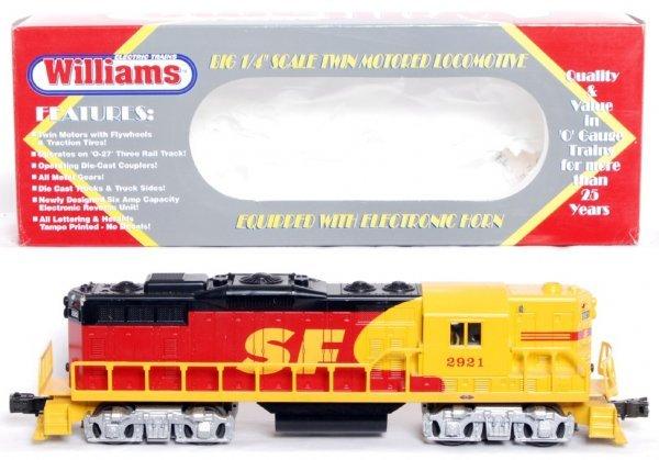 22: Williams GP515 SFE GP9 powered A w/horn in OB