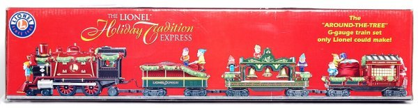 206: Lionel 11000 The Lionel Holiday Tradition Express - 2