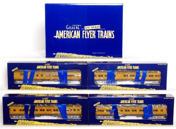 802: American Flyer 48978 Union Pacific heavyweights