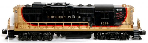814: Lionel 2349 Northern Pacific GP