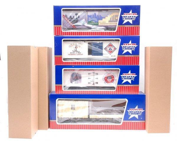 21: USA Trains 2001 1995 R-16276 97-238 MINT Boxed