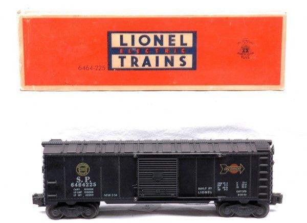 618: Lionel 6464-225 Southern Pacific Boxcar LN OB