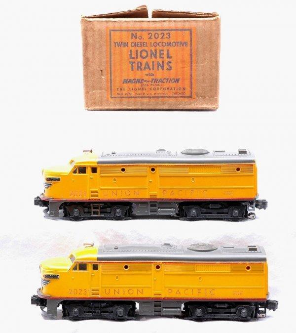 622: Lionel 2023 Union Pacific Alco Diesel AA Units OB