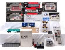 837: K-Line K661-7503A K2625-032 K5154016 MINT OB