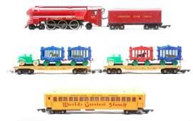 861: American Flyer Circus Train Set No. 5002T