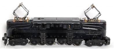 344: Lionel 2332 Pennsylvania black five stripe GG-1