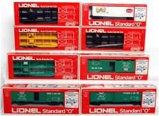396: Lionel 9826, 9825, 9139, 9126, 9123, more in OB