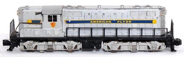 3: American Flyer S gauge 371 GM GP-7 diesel