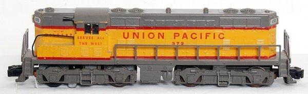 4: American Flyer S gauge 372 Union Pacific GP-7