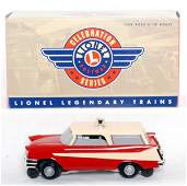 153: Lionel 18447 Executive Inspection car in OB