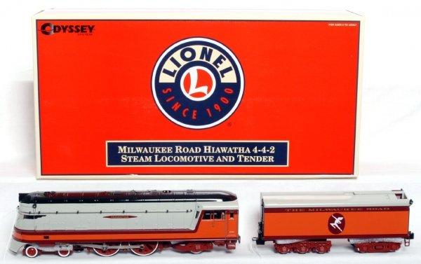 225: Lionel 38094 MILW Hiawatha 4-4-2 TMCC, Odyssey