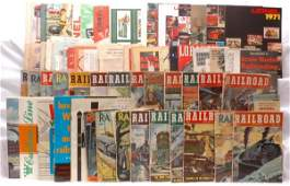 357 Selection Lionel Catalogs Billboards Instructions