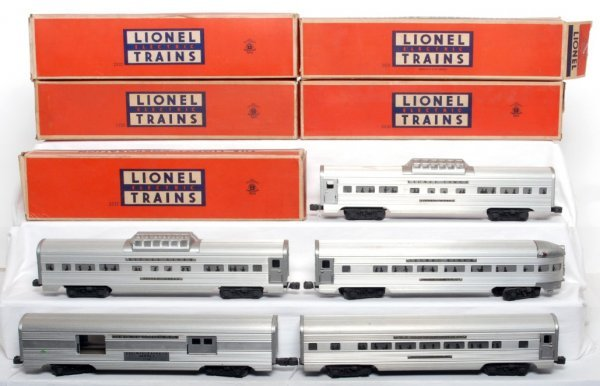816: Lionel 2530, 2531, 2532, 2532 and 2534 OB