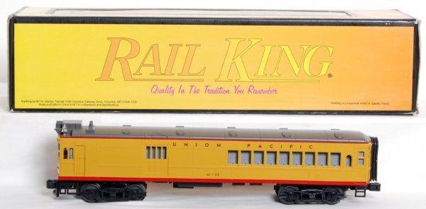 1: MTH Rail King 30-2191-1 Union Pacific Doodle bug
