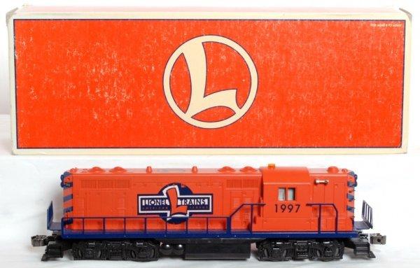 6: Lionel 18846 1997 Centennial Series GP-9