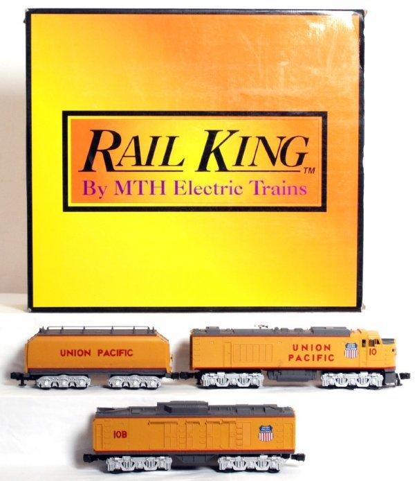 8: MTH Rail King 30-2009LP Union Pacific Gas Turbine