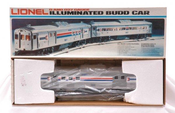 14: Lionel 8868 Amtrak RDC-4 Baggage/Mail MINT OB