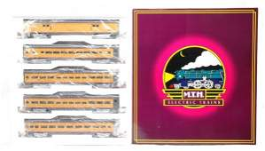 26: MTH MT-6510 Union Pacific 3-Rail Pass Sets MIB