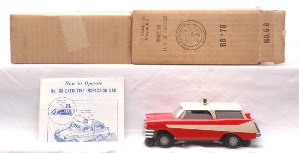 515: Lionel 68 Executive Inspection Car LN Boxed
