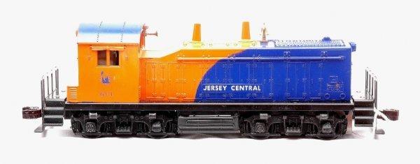 517: Lionel Postwar 611 Jersey Central NW2 Switcher