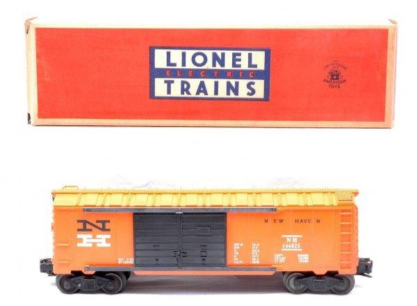 524: Lionel 6468-25 NH Automobile Car MINT Boxed