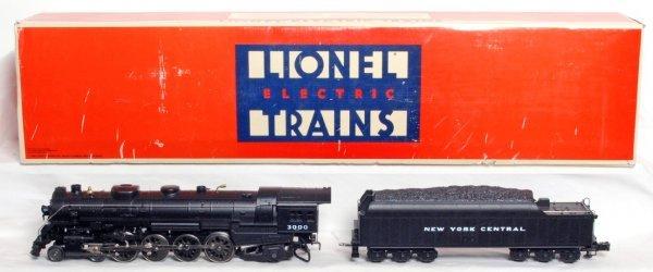 1: Lionel 18009 NYC 4-8-2 Mohawk L-3 in OB