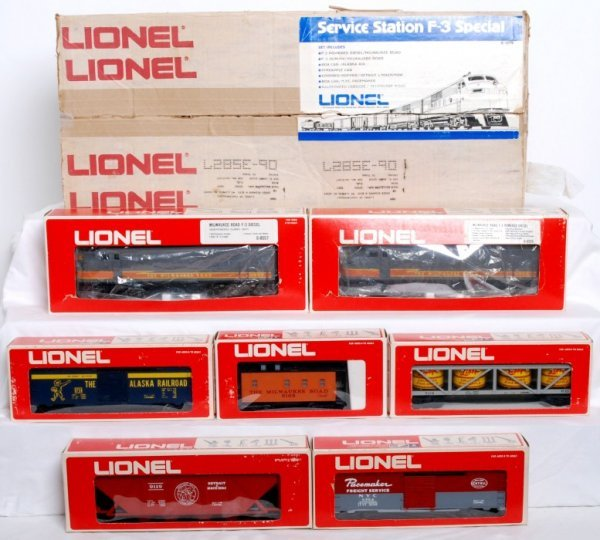 4: Lionel 6-1579 Service Station Special