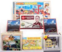 255 Huge lot of various toys tin cast iron plastic