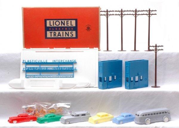 19: Lionel Postwar 962 Turnpike Set MINT Boxed