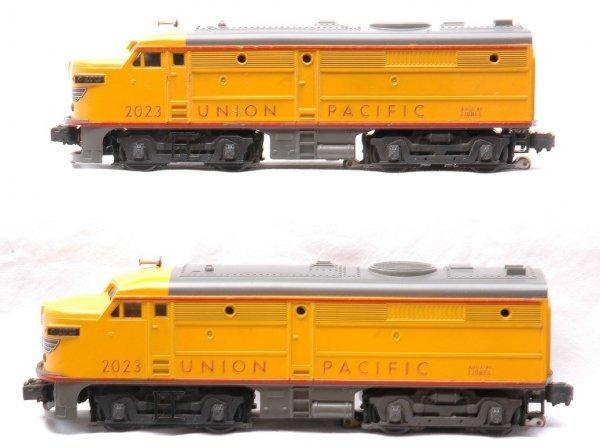 22: Lionel 2023 Union Pacific Alco Diesel AA Units